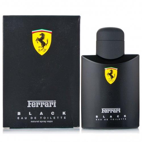 ادکلن مردانه ی فراری بلک شاین (Ferrari Black Shine) اصل