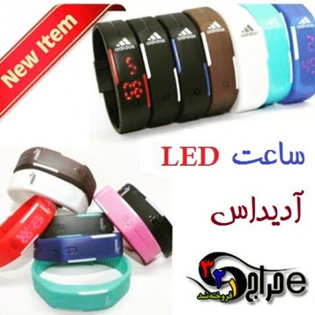 ساعت دستبندی ال ای دی آدیداس ADIDAS LED