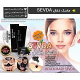 ماسک زغال سودا اصل BLACK MASK SEVDA