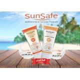 ضد آفتاب سان سیف Sunsafe spf 50