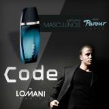 ادکلن مردانه لومانی کد-Lomani Code for Men