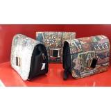 کیف سنتی دخترانه گل و بوته