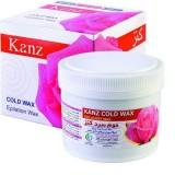 موم سرد کنز-Kanz Epilatory Herbal Cold Wax