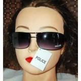عینک آفتابی دسته آلومینیوم Police بنفش