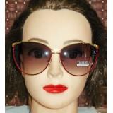 عینک آفتابی زنانه فانتزی Genises زرشکی طلایی