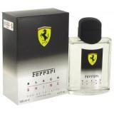 ادکلن مردانه ی فراری بلک شاین نقره ای (Ferrari Black Shine) اصل